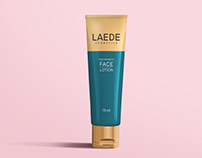 Laede Cosmetics - Branding