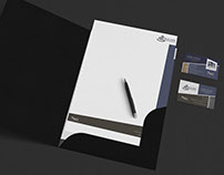Letterhead/ Business Card Design -Robby Aurora Mortgage