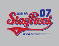 STAYREAL 2013 Crossover