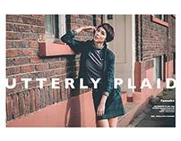 Utterly Plaid - Fantastics Magazine
