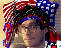 4th of July Snapsterpiece
