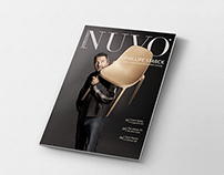 Nuvo Magazine ft. Philippe Starck Redesign