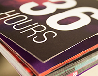 36 Hours - A Typographic Journal