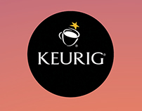 Keurig - Any Mood. Any Flavor. Campaign