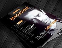 Creative Lifestyle Magazine Template