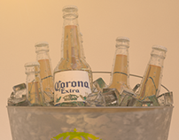 Coronas By The Bucket