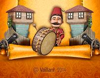 2014 Vaillant Ramazan Facebook Project