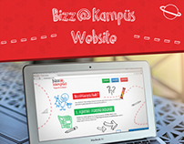 Bizz Kampus Website