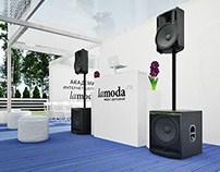 LAMODA SUMMER INTERACTIVE SPACE