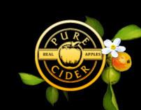Pure Cider Microsite 2008