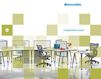 Herman Miller, Binder for Leaflets