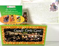 Packaging Biscotto Cerrine di Casale Corte Cerro