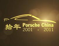 Porsche - Motiongraphics