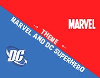 Superhero Icon