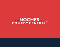 Las Noches de Comedy Central - TV show package