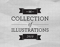 Random Illustrations 2010