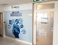 EdTech Europe - Event Branding