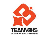 bhs inline&ice hockey team logo