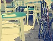 Delacroix - Restaurant Terrace