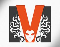 Villa Medusa Logos