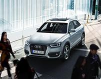 Audi Q3 Tokyo