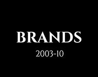 Brands 2003-2010