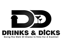 Drink and Dicks logo