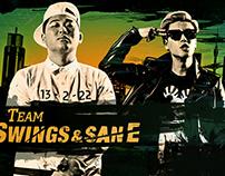 2014 Mnet Show Me The Money3 Program package design