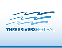 Three Rivers Festival Rebrand