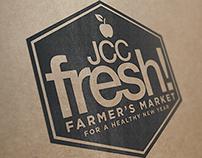 JCC Fresh! | Farmers Market Concept