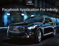 Infinity Facebook App