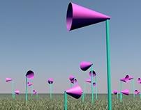 LOUD! The field of speakers
