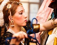 """Indian dances"" на Ночи музеев, 2012"