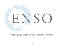 Grafikdesign Enso