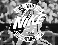 NIKE. ATHLETIC DEPARTMENT. 72
