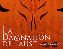 Bill & flyer / La damnation de Faust