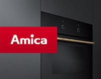 Amica.com.pl Redesign