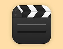Movie App Icons Pack