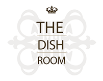 Marriotte Hotel The Dish Room Logo