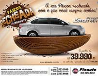 Páscoa - Fiat Pinauto