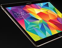 Galaxy Tab S sizzle