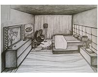 St.Bedroom