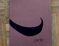 Restaurant Chocolabar identity