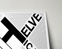 Helvetica 50th Anniversary \ cartel design by J. Claure