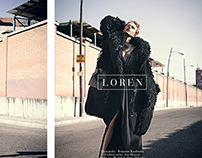 LOREN KEMP www.stealermagazine.com