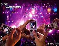 Sony Ericsson K77i Product Ad