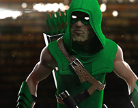 I Am Green Arrow
