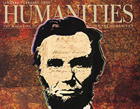 Humanities Magazine Cover Design