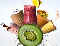 "Advert.Poster/""Smoothie"""