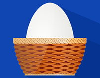 Basket The Egg IOS game
